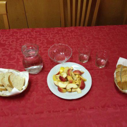 Izvedba ocenjevanja jabolčnega soka in kisa galerija