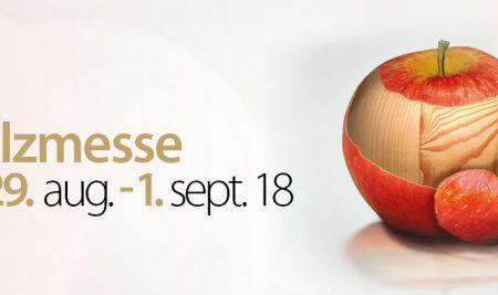 Vabilo podjetnikom k udeležbi na lesnem sejmu HOLZMESSE 2018 (Celovec, Avstrija)