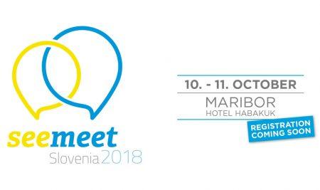 Vabljeni na mednarodni B2B forum SEE MEET SLOVENIA 2018