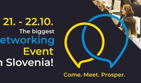 Vabilo na mednarodni dogodek SEEMEET SLOVENIA
