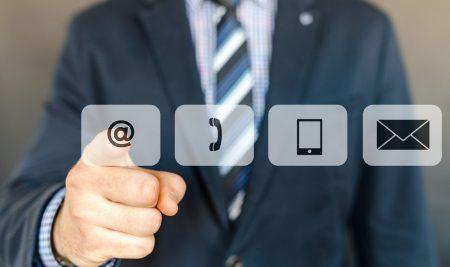 Opomnik za gospodarske družbe:  uredite podatke o elektronskem naslovu v PRS